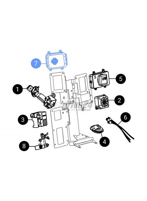 Light controll unit (LCU) EU4